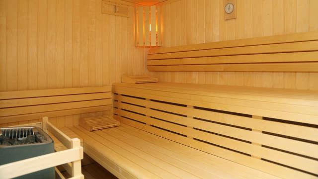 Hotel Beau Site - Luxeuil-les-Bains - Sauna