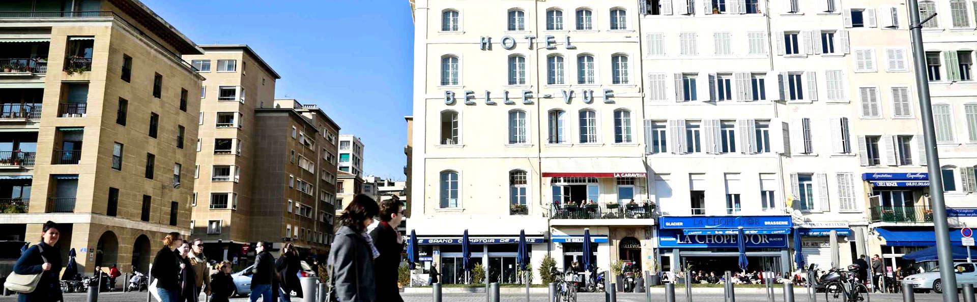 Escapade citadine en plein cœur de Marseille