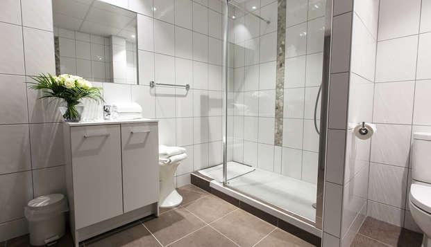 Hotel Bristol - Montbeliard - bath
