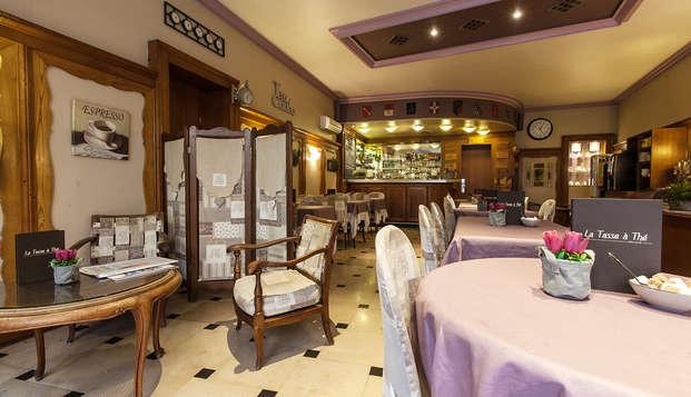 Hotel Bristol - Montbeliard - bar