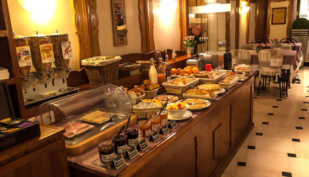Hotel Bristol - Montbeliard - buffet