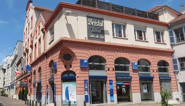 Hotel Bristol - Montbeliard - front
