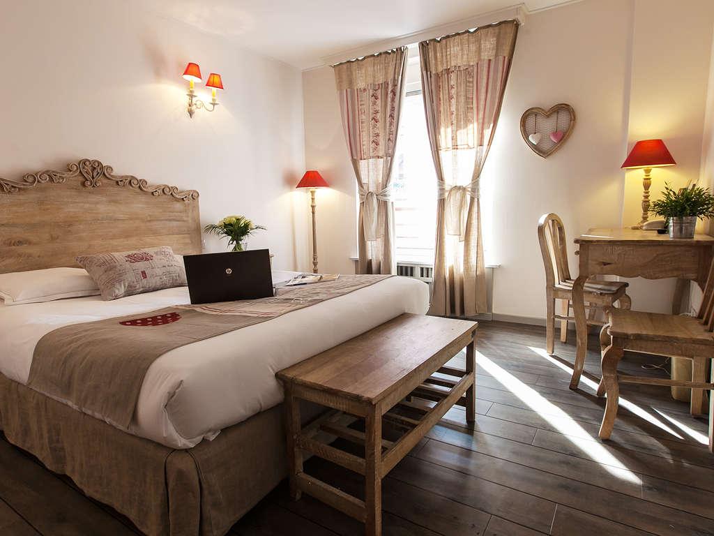 Séjour Franche-Comté - Week-end détente en chambre supérieure à Montbéliard  - 3*