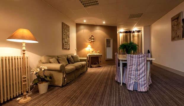 Hotel Bristol - Montbeliard - salon