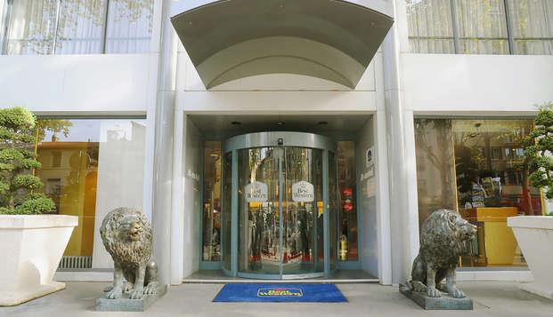 Hotel Charlemagne - Fachada