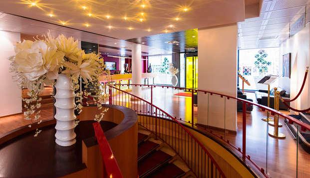 Hotel Charlemagne - Recepcion