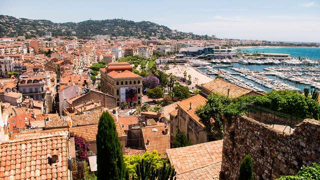 Escapade citadine à Cannes