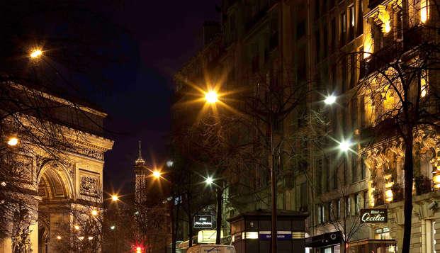 Week-end au coeur de Paris
