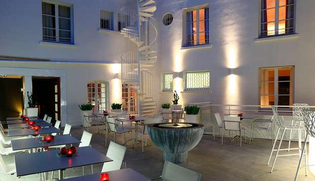 Junior suite en pleno corazón de Aix-en-Provence