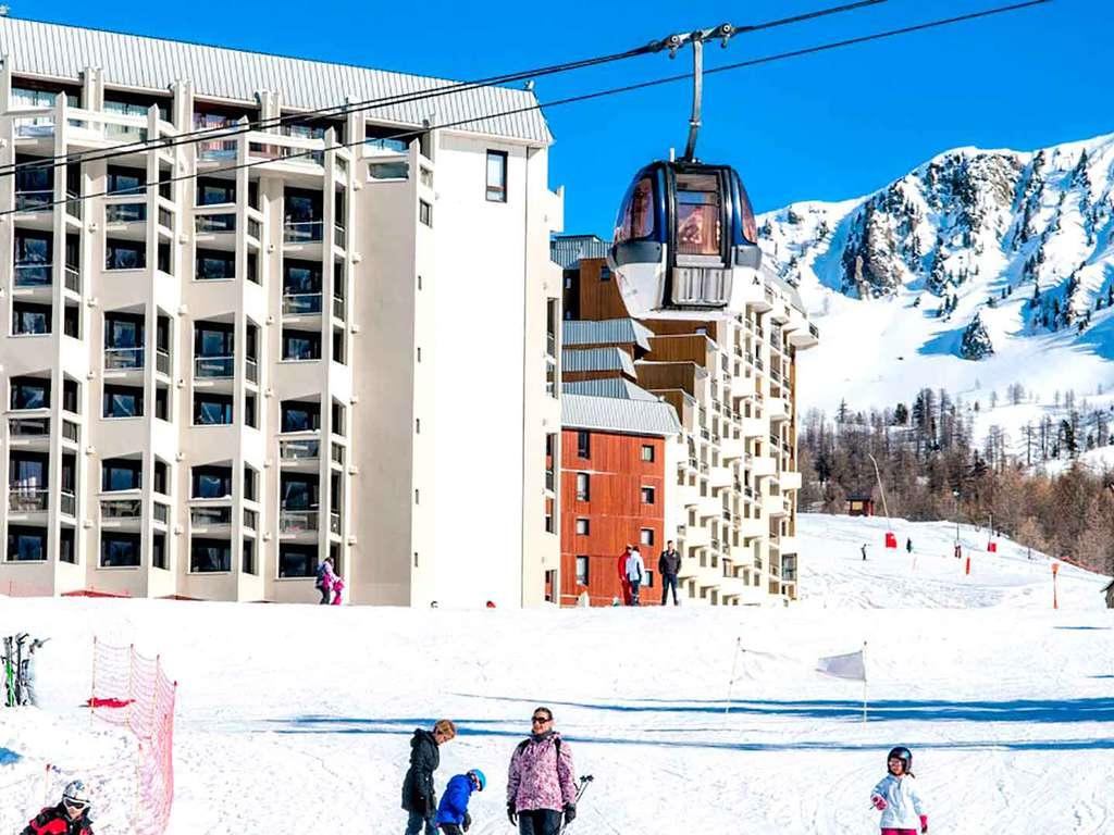 Séjour Ski Alpes - Week-end détente avec pension complète au pied des pistes d'Isola  - 3*
