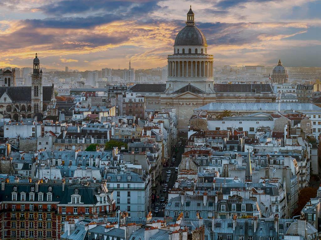 Séjour Ile-de-France - Confort et design aux portes de Paris  - 3*