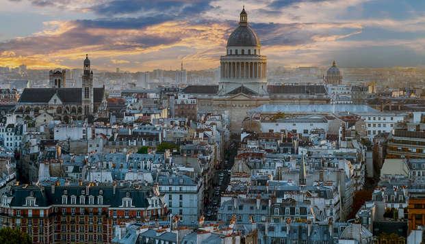 Comodidad y diseño muy cerca de París