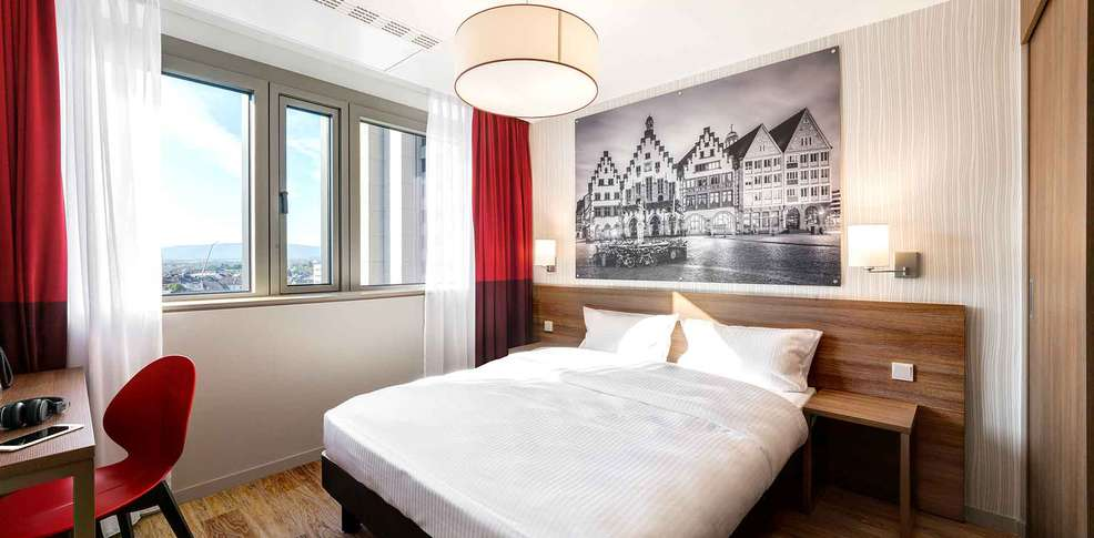 Aparthotel adagio frankfurt city messe frankfurt duitsland for Adagio appart hotel barcelone