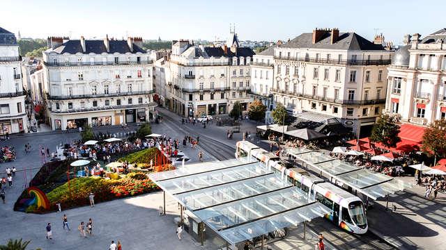 Séjour en plein cœur d'Angers