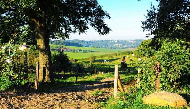 Encanto y naturaleza en Valkenburg, en la hermosa región de Limburgo