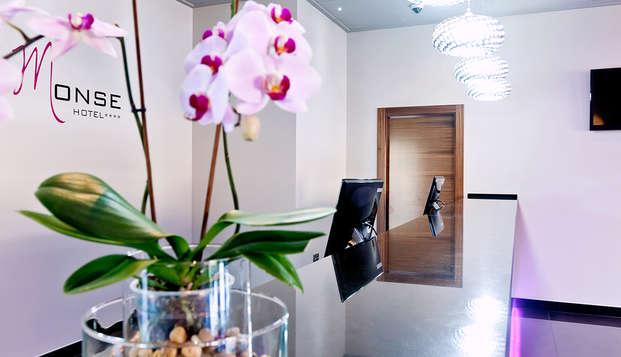 Escapada relax en la Costa Blanca: hotel 4* con Spa y parking en Torrevieja (desde 2 noches)