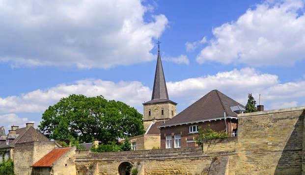 ¡Haz las maletas y descubre el sur de la región de Limburgo!
