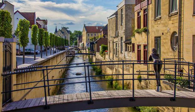 Diversión en el sur de Limburgo, ¡descubre Valkenburg!