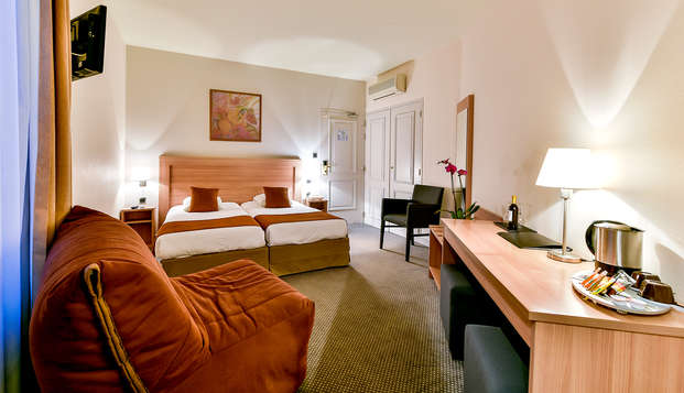 Hotel Continental by HappyCulture - Room