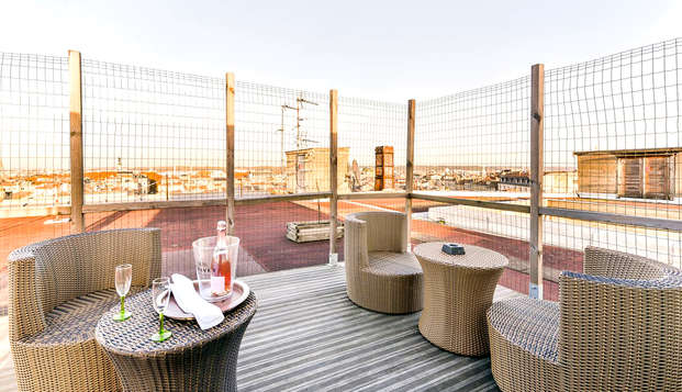 Hotel Continental by HappyCulture - Terrace
