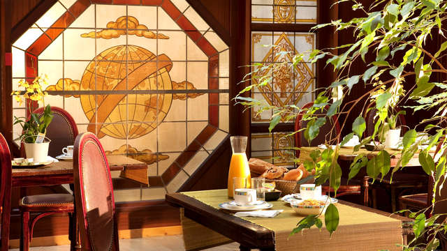 Hotel Continental by HappyCulture - Breakfast