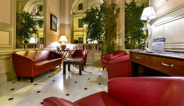 Hotel Continental by HappyCulture - Hall