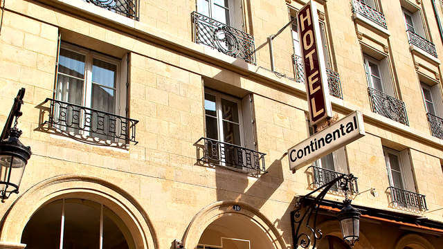 Hotel Continental by HappyCulture - Front