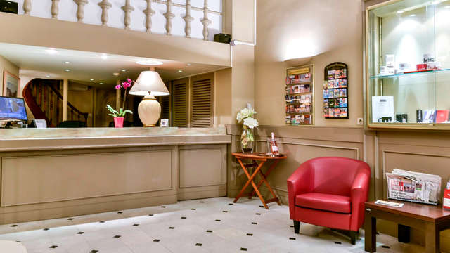 Hotel Continental by HappyCulture - Reception