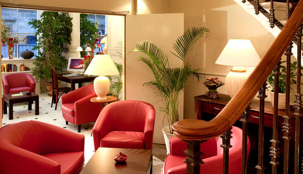 Hotel Continental by HappyCulture - Lobby