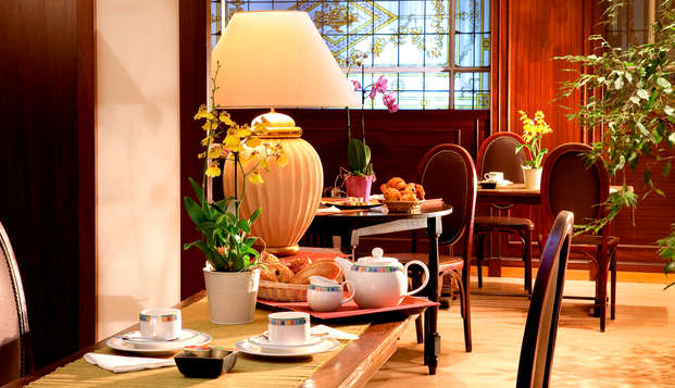 Hotel Continental by HappyCulture - Restaurant
