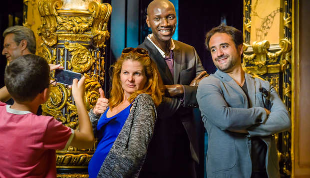 Séjour à deux pas de l'Opéra Garnier et visite du Musée Grévin