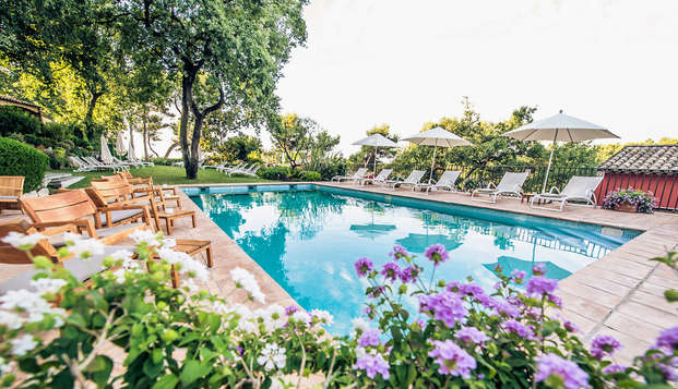 Charme et détente en Provence