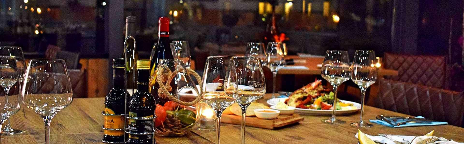 Heerlijk tafelen en de Brabantse natuur verkennen (vanaf 2 nachten)