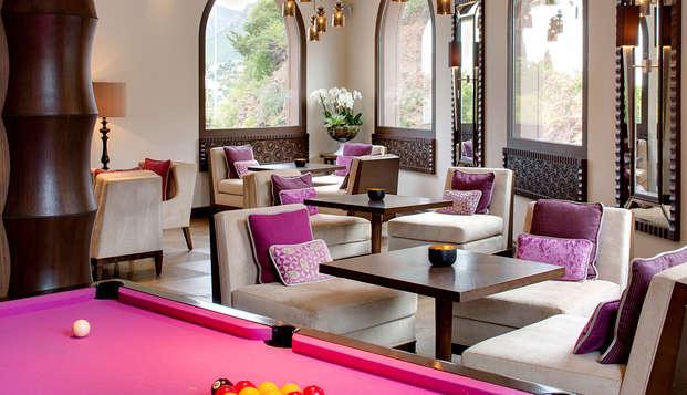 Tiara Miramar Beach Hotel Spa - NEW LOUNGE