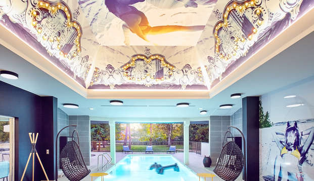 Hotel Mercure Chateau de Fontainebleau - NEW spa
