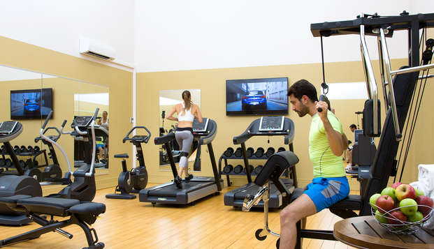 Tiara Chateau Hotel Mont Royal Chantilly - NEW fitness