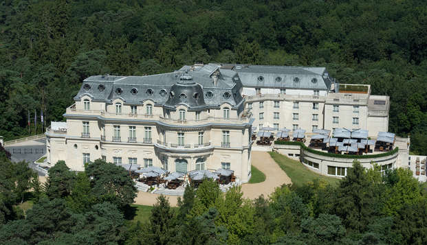 Tiara Chateau Hotel Mont Royal Chantilly - NEW front