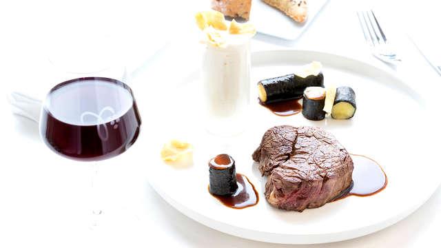 Le Richebourg Hotel Restaurant et Spa - NEW DINER