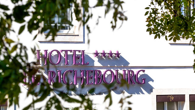 Le Richebourg Hotel Restaurant et Spa