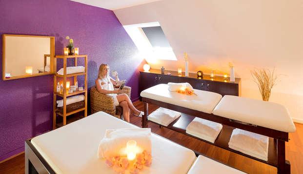 Le Richebourg Hotel Restaurant et Spa - NEW WELLNESS