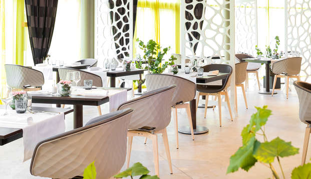 Le Richebourg Hotel Restaurant et Spa - NEW RESTAURANT