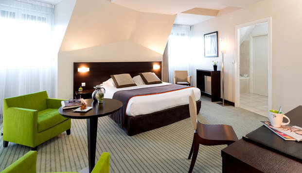 Le Richebourg Hotel Restaurant et Spa - NEW ROOM