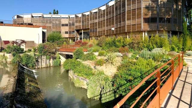 Charme et modernité à quelques pas du centre de Narbonne
