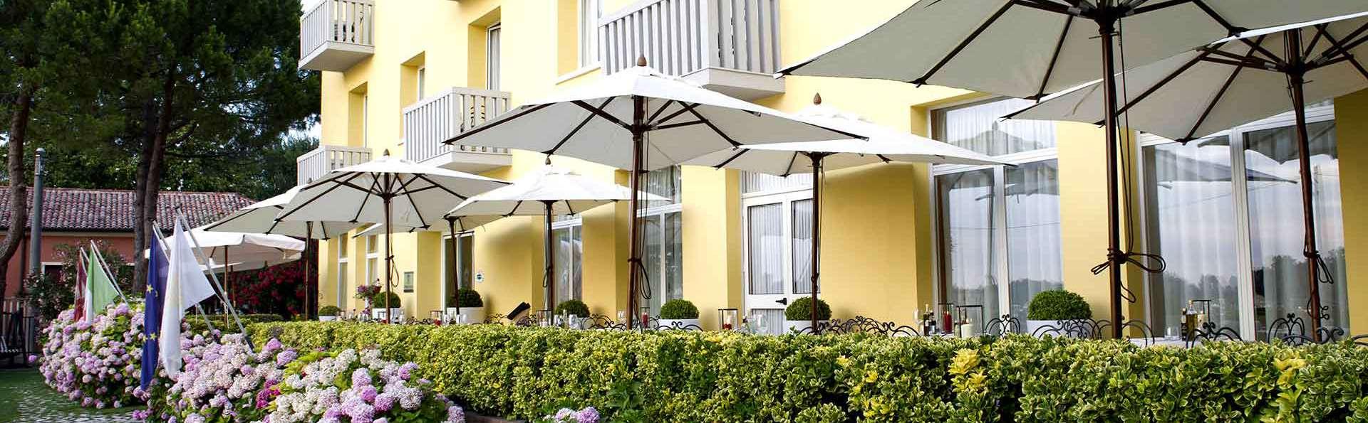Exclusivo hotel Superior de 4* en Lido di Venezia