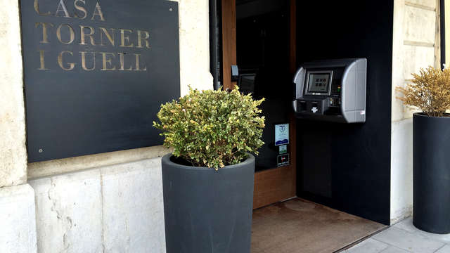 Mercer Casa Torner i Guell