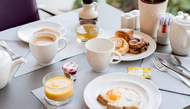 Domaine De Fompeyre - NEW breakfast