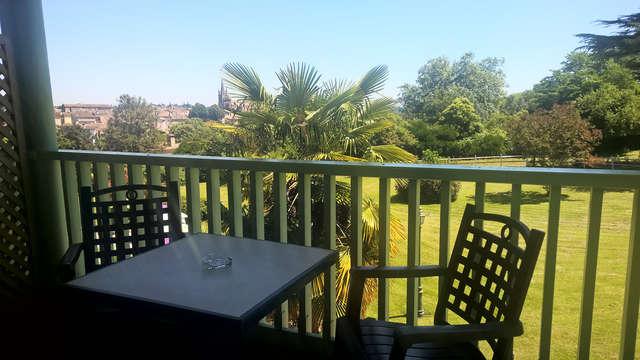 Domaine De Fompeyre - NEW terrace