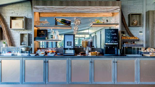Domaine De Fompeyre - NEW buffet