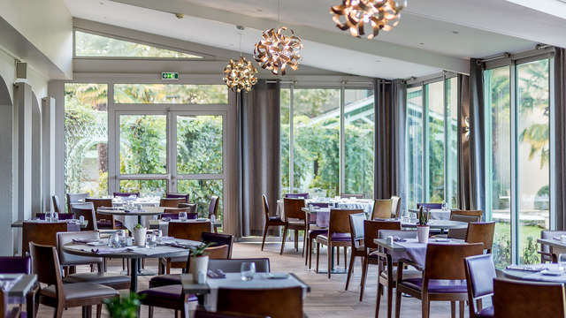 Domaine De Fompeyre - NEW restaurant