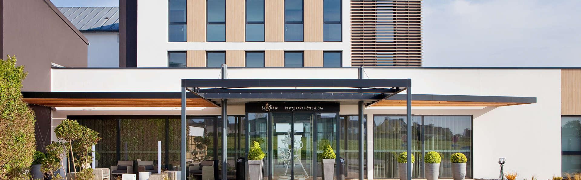 Hotel De La Butte hôtel de la butte 4* - plouider, france